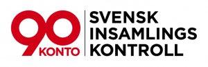 Illustration över 90-konto - svensk insamlings kontroll.